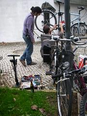 Cicloficina de Lisboa @ ART