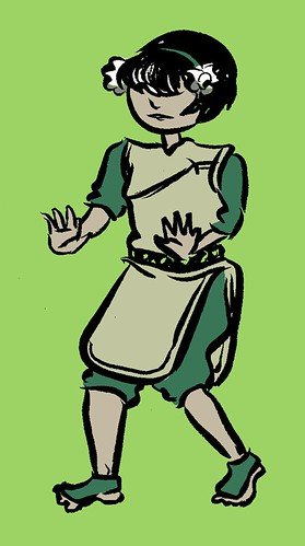 TV sketches, Toph