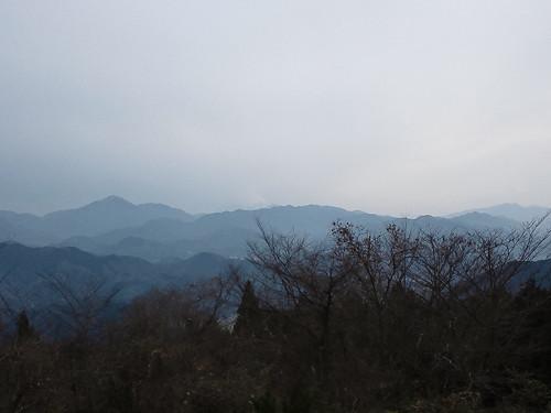 REGZA phone 富士山の写真