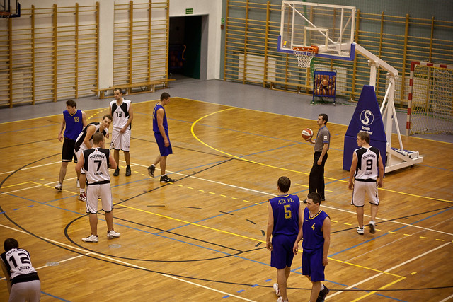 koszykówka Łódź