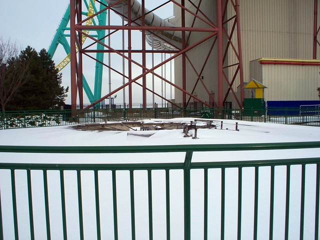 Cedar Point - Off-Season Troika