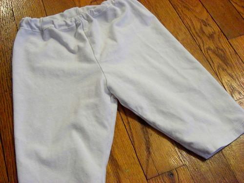 Baptism pants