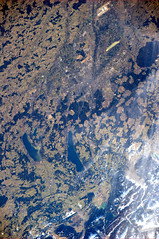 Munich, Germany (astro_paolo) Tags: germany munich nasa iss esa internationalspacestation earthfromspace europeanspaceagency expedition26 magisstra