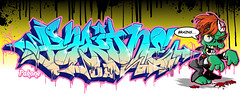 Pakone Zombie (PAC UA 1972) Tags: art digital dead graffiti zombie character united cartoon artists vector pac ua pak pacone pakone pac1 pak1 pac1972 trevorlution pak1972