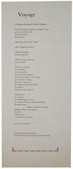 Denise Levertov Broadside (Mongibeddu) Tags: poetry poem broadside levertov deniselevertov