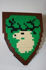 Forestmen Mosaic