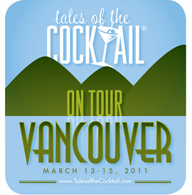 Tales of the Cocktail Vancouver