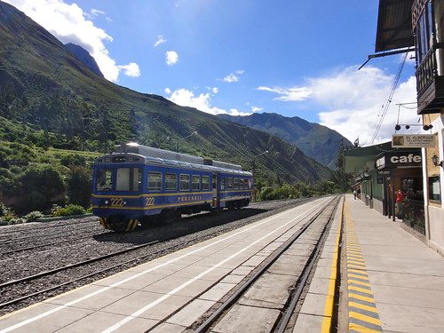 Peru Rail Vistidome