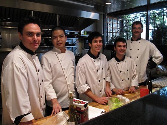 Gusto di Quattro chefs