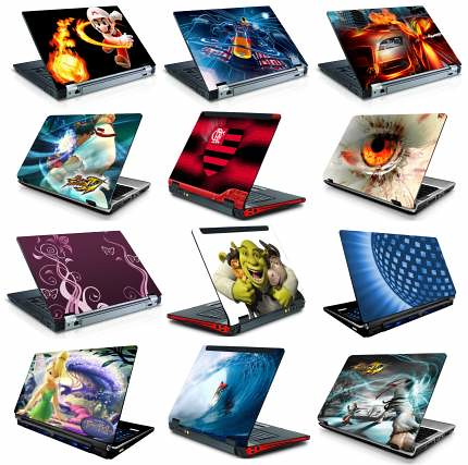 Skins para notebook - netbook