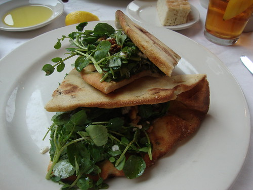 Lunch at Bottega, Birmingham