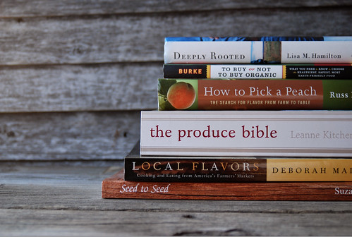 Book Recommendations Local Eating
