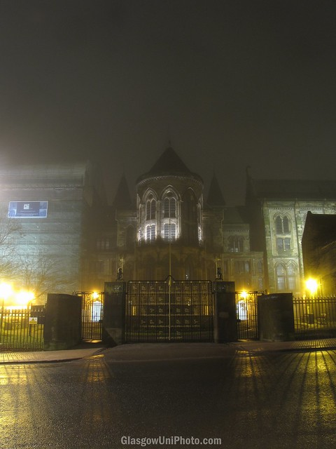 North Front in the Fog