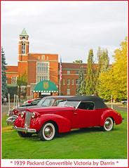 1939 Packard Darrin (sjb4photos) Tags: packard autoglamma 2010glenmoorgathering 1939packarddarrin