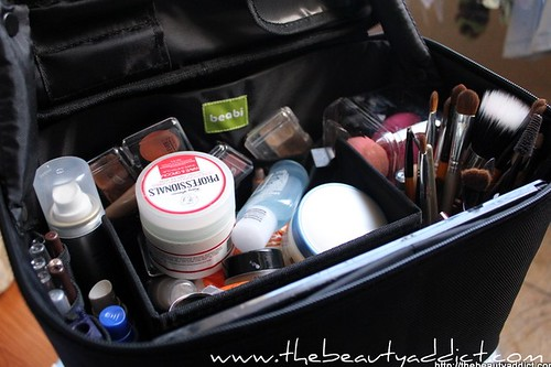 beabi makeup bag