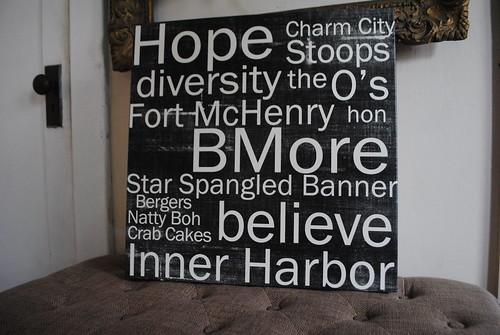 Red Letter Art Baltimore