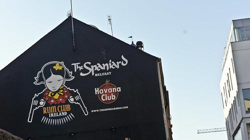 Belfast - The Spaniard