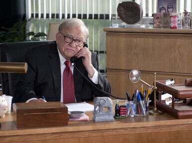 2.Warren Buffett