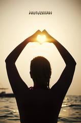 SunnyHeart (Onderka) Tags: sun sunny sunset sunshine uae emirates girls women czechwomen czechgirl hearth alhamrapalace hilton sea rasalkhaimah