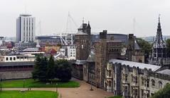 Cardiff, Cardiff (Oxfordshire Churches) Tags: cardiff cardiffcastle castellcaerdydd castles wales cymru panasonic lumixgh3 uk unitedkingdom johnward clocks clocktowers palaces statelyhomes