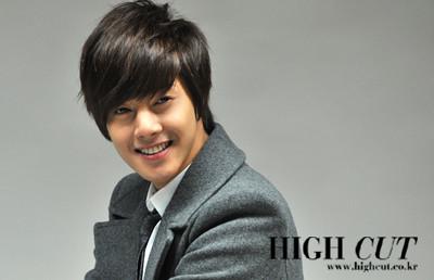 Kim Hyun Joong Highcut Polaroid Signed Photos 4