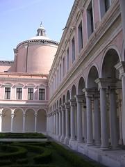 Isola San Giorgio - Doppio Colonnato