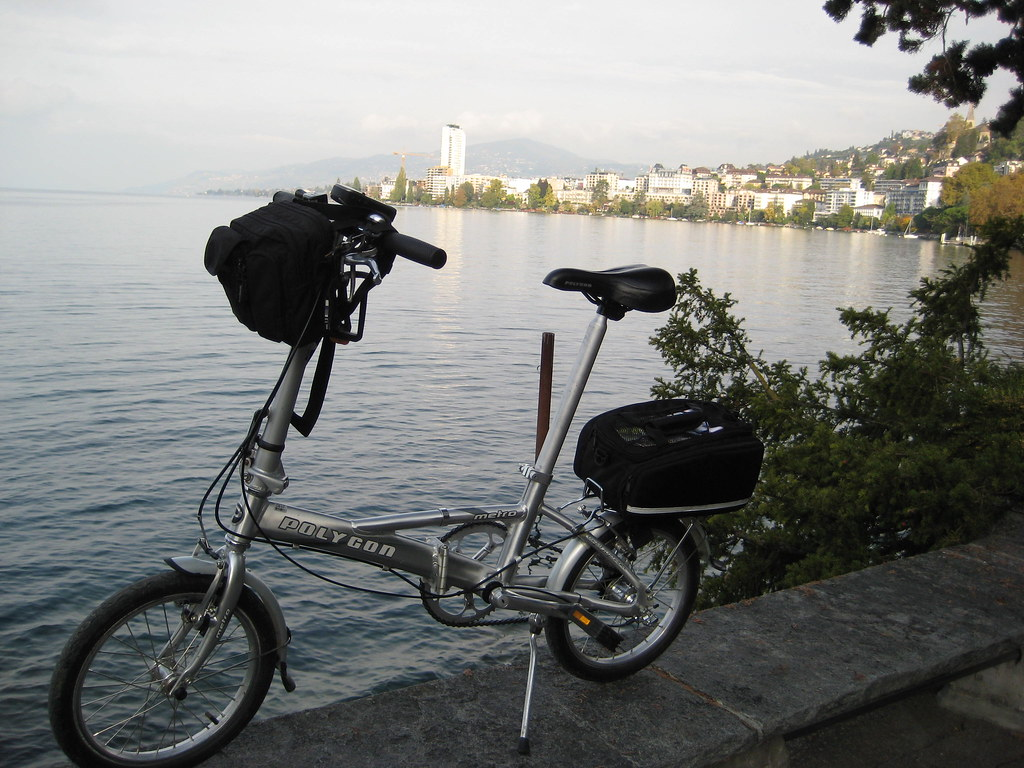 Montreux, Swiss Bike Touring 2010
