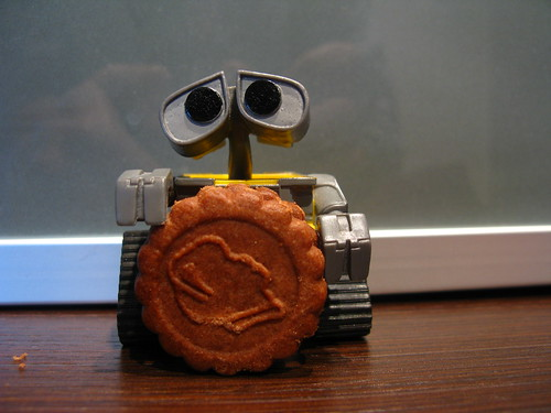 Wall-E wants a cookie