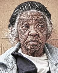 [フリー画像] 人物, 老人・高齢者, おばあちゃん・おばあさん, HDR, 201102021700