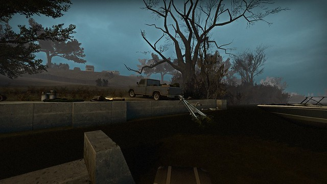 Seaholm L4D2 - Failed boat launch
