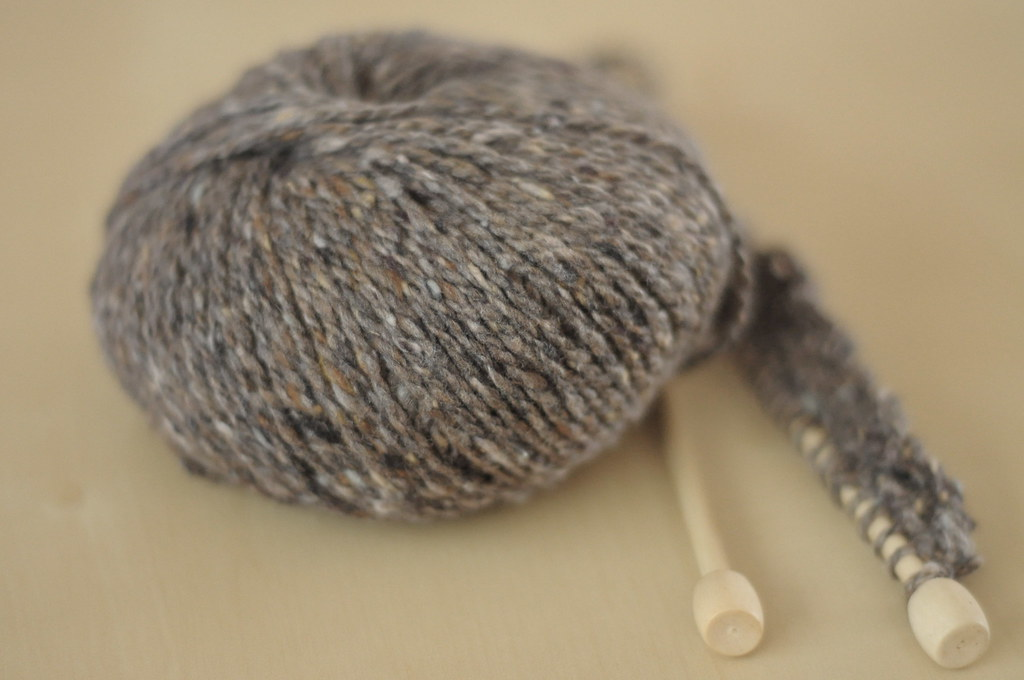 Beautiful Tweed yarn