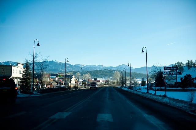 Ski Town