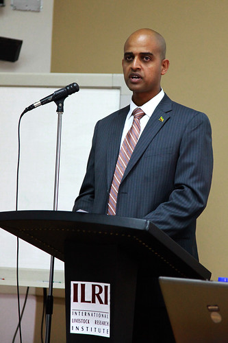 Wondirad Mandefro, State Minister of Agriculture, Ethiopia