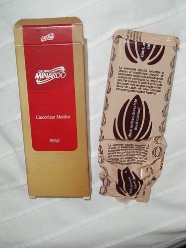 Chocolate grupo Minardo