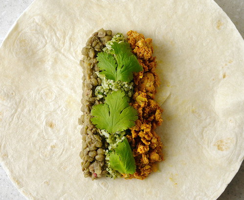 sam mason burrito innards