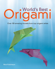 5408572084 09977f12b6 m Book review: Worlds Best Origami or green headlines told via junk mail