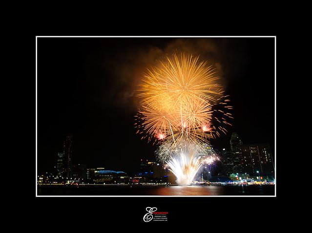 Fireworks - 002