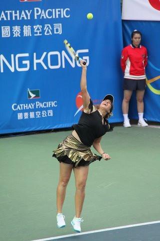 Aravane Rezai - Aravane Rezai tennis 3