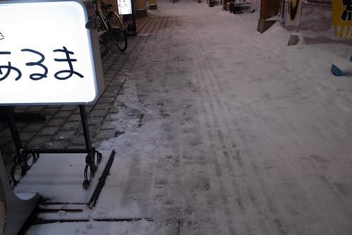 冬の街 4