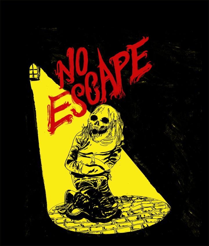 2011/01/19 Mishka No Escape Shirt