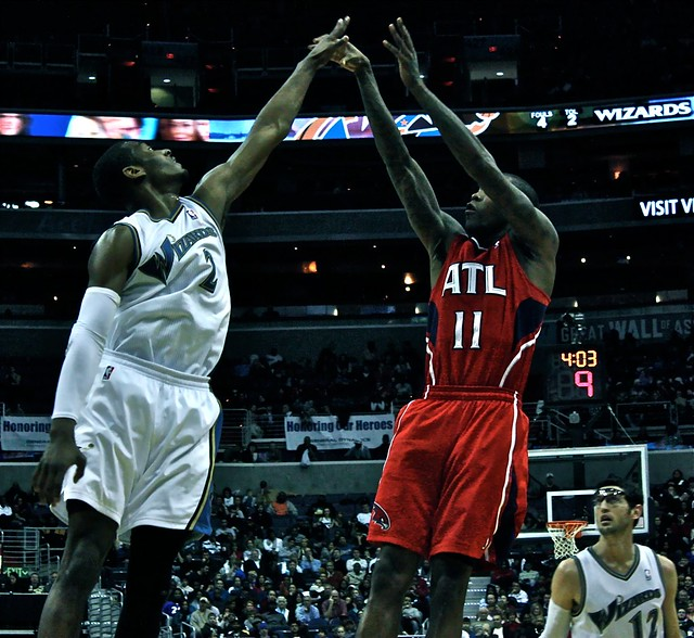 jamal crawford, atlanta hawks, washington wizards, nba, truth about it, under the hoop