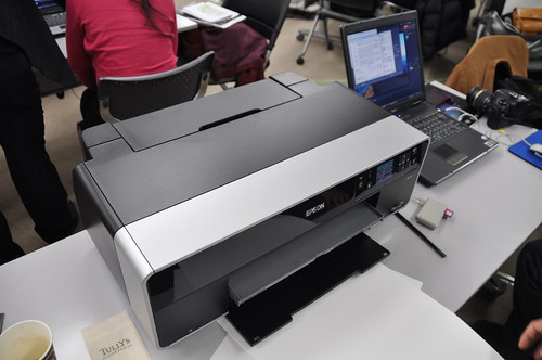 EPSON PX-5V Blogger Meeting_068