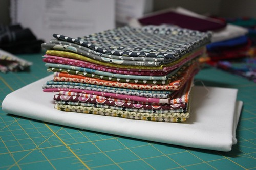 Round Robin Fabric