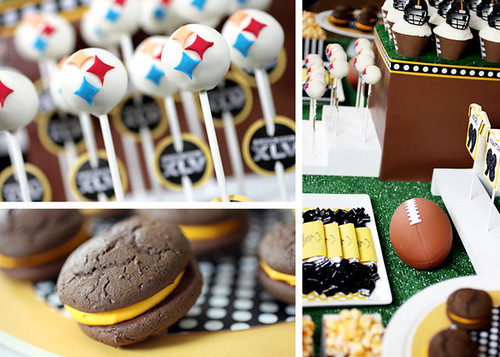 Football Helmet Cake Pops. I made some Steelers cake pops