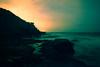 Extinction #2 (Jurassic Coast), Dorset [Sliders Sunday Debut] (flatworldsedge) Tags: longexposure cloud night clouds coast cross cloudy grain dorset processing processed jurassic hss iso25600 lightroom3 sliderssunday