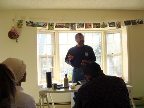 Jose Castillo's Beekeeping Class