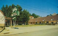 Holiday Motel & Restaurant - Corbin, Kentucky (The Jordan Smith Collection) Tags: holiday vintage restaurant kentucky motel corbin