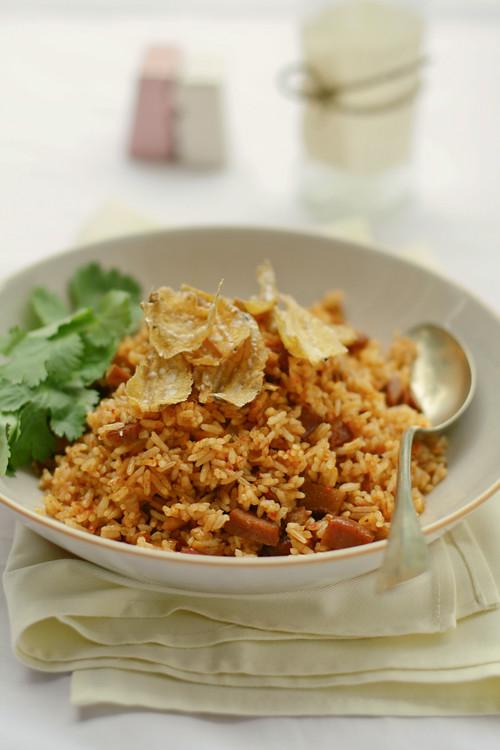 Nasi goreng Omahan