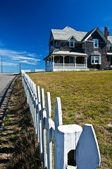 Any rooms at the Bates Motel? I dunno. Let me go ask Momma. (cbonney) Tags: park marthas vineyard oak massachusetts bluffs waban