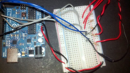 Breadboard After